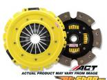 ACT SPG6 - Sport with Sprung 6 Puck Disc  Сцепление  Kits 1989-1994 Mitsubishi Eclipse 2.0L Turbo - 4G63 6 Bolt - (FWD/AWD) - 383 ft.lbs
