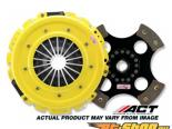 ACT SPR4 - Sport with 4 Puck Disc  Сцепление  Kits 1989-1994 Mitsubishi Eclipse 2.0L Turbo - 4G63 6 Bolt - (FWD/AWD) - 383 ft.lbs