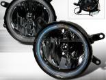 Противотуманная оптика для Ford Mustang 05-09 Halo Тёмный