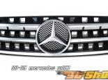 Решётка радиатора для Mercedes W163 98-05 SPORT CL TYPE Чёрный