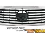 Решётка радиатора на Mercedes C-CLASS 95-00 SPORT