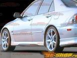 Обвес по кругу на Toyota Altezza/Lexus IS300 2000-2005 BZ