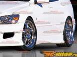 Аэродинамический Обвес на Toyota Altezza/Lexus IS300 2000-2005 Falcon