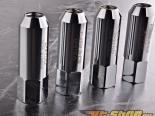 NRG Хром серебристый 4 части Extended M12 x 1.5 Lug Nut Set универсальный