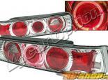 Задние фонари для Acura Integra 90-93 Altezza Хром