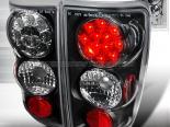 Задняя оптика для Chevrolet Blazer 95-00 Black: Spec-D