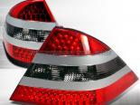 Задние фонари для Mercedes Benz 99-04 Тёмный красный: Spec-D