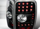 Задняя оптика для GMC Denali 00-06 Чёрный: Spec-D