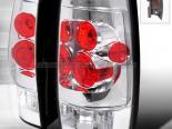 Задняя оптика на GMC Denali 07-10 Хром : Spec-D