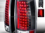 Задние фонари для GMC Denali 07-10 Чёрный : Spec-D