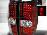 Задние фары для GMC Denali 07-10 Красный V2 : Spec-D
