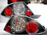 Задние фонари для Mitsubishi Eclipse 00-05 Black : Spec-D