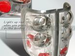 Задние фары для Ford F150 04-08 Хром : Spec-D