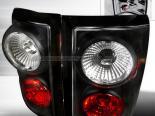 Задняя оптика для Ford F150 04-06 Чёрный : Spec-D