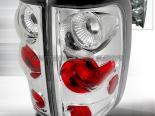 Задняя оптика для Ford F150 04-06 Хром V2 : Spec-D