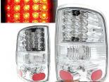 Задняя оптика для Ford F150 04-06 Хром