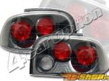 Задняя оптика для Ford Mustang 94-95 Altezza Карбон