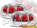 Задняя оптика для Ford Mustang 94-98 Altezza Хром