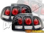 Задняя оптика для Ford Mustang 94-98 Altezza Карбон
