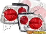 Задние фары для Ford Mustang 99-03 Altezza Хром