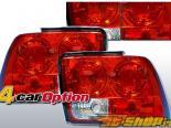 Задние фары для Ford Mustang 99-02 Altezza Красный