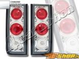 Задняя оптика для Hummer H2 01-04 Altezza Chrome