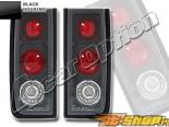 Задние фонари для Hummer H2 01-04 Altezza Black