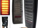 Задние фонари на Hummer H2 02-06 Smoke