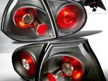 Задние фары для Volkswagen Golf 05-07 / Altezza Чёрный : Spec-D