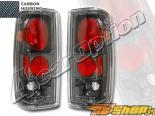 Задняя оптика для Chevrolet S-10 82-93 Altezza Карбон