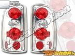 Задняя оптика для CHEVROLET SUBURBAN 00-03 Altezza Хром