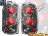 Задняя оптика на GMC Denali 00-03 Altezza Карбон