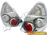 Задняя оптика для Honda Fit 06-07 Altezza Chrome