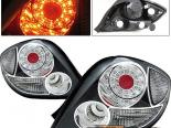 Задние фонари для Hyundai Tiburon 03-06 Black