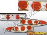 Задние фары для Mitsubishi Eclipse 95-99 Altezza Chrome V2