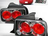 Задняя оптика на Ford Mustang 05-09 Чёрный : Spec-D
