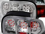 Задняя оптика для Ford Mustang 94-98 Хром : Spec-D