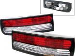 Задние фары на NISSAN 300ZX 90-96 Красный