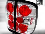Задние фары для  Nissan Pathfinder 99-04 Altezza Хром: Spec-