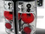 Задние фары для Isuzu Amigo 88-97 Altezza Chrome : Spec-D
