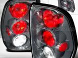 Задняя оптика для Chevrolet Trail Blazer 02-07 Карбон: Spec-D