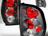 Задняя оптика для Chevrolet Trail Blazer 02-07 Чёрный: Spec-D