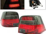 Задние фонари для Volkswagen Golf 4 99-05 Тёмный красный