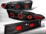 Задние фары для Mitsubishi Eclipse 95-99 Чёрный : Spec-D