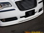 Liberty Walk Передняя губа Спойлер Chrysler 300C 11-15