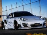 Liberty Walk Обвес по кругу Version 1 CFRP Porsche 997 Turbo 07-12