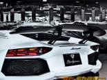 Liberty Walk задний Wing CFRP Lamborghini Aventador 12-15