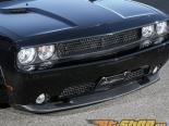Liberty Walk Передняя губа Dodge Challenger 08-15