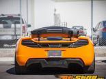 RevoZport OE Стиль задний диффузор McLaren MP4 12C 12-13
