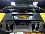 RevoZport RHZ задний диффузор McLaren MP4 12C 12-13